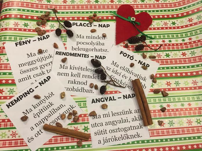 """Jövő+héten+kinyílik+az+adventi+naptár+első+ablaka!+Ilyenkor+a+felnőttek+is+izgatottan+számolgatják+a+napokat+karácsonyig,+hát+még+a+gyerekek...+De+mi+lenne,+ha+már+december+elsejétőlminden+nap+egy+""""mini+karácsony""""+lenne?+Ha+az+év+lezárásaként+megajándékoznánk+a+gyerekeket+és+magunkat+24+élmény-csomaggal?+Íme+egy..."""