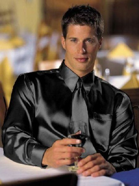 satin shirts for men - Căutare Google | IMBRACAMINTE BARBATI ...