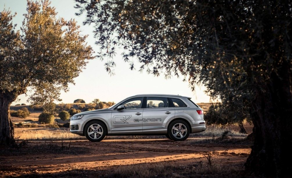 2019 Audi Q7 Diesel Specs Rumors Price Performance Release