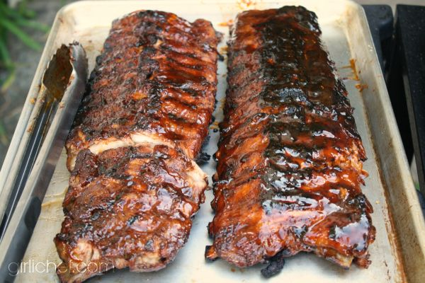 Barbecue Ribs Simple And Tender Pork Barbecue Ribs