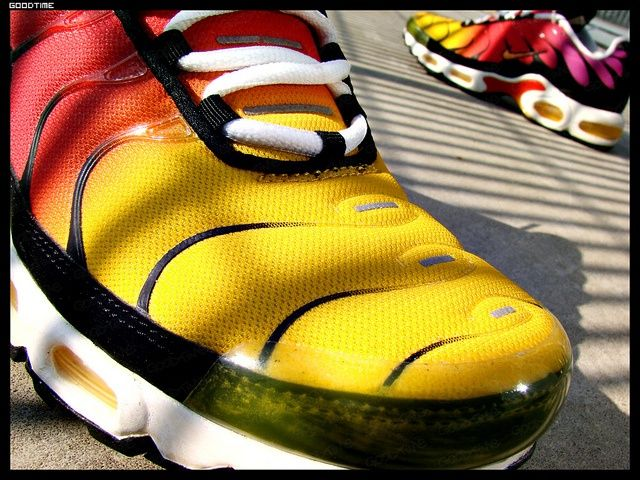 Nike Nike air max plus 1 (Tn) Rainbow Og 1999 12Wmn shoes .