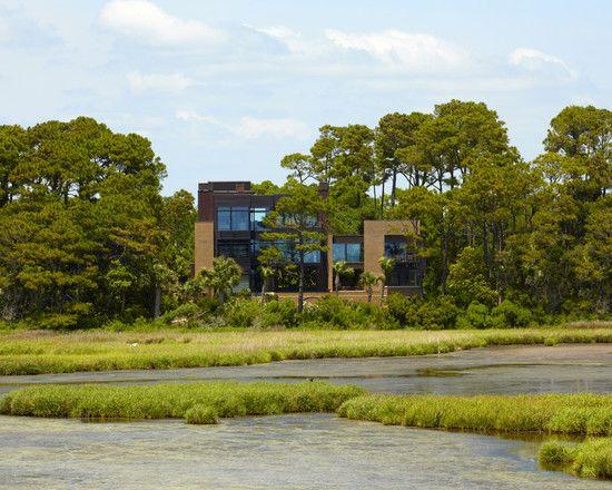 Modern marsh