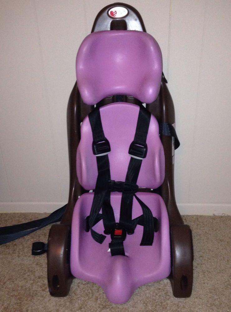 Special Tomato Pediatric Car Seat Needs Equipment Excellent Condition