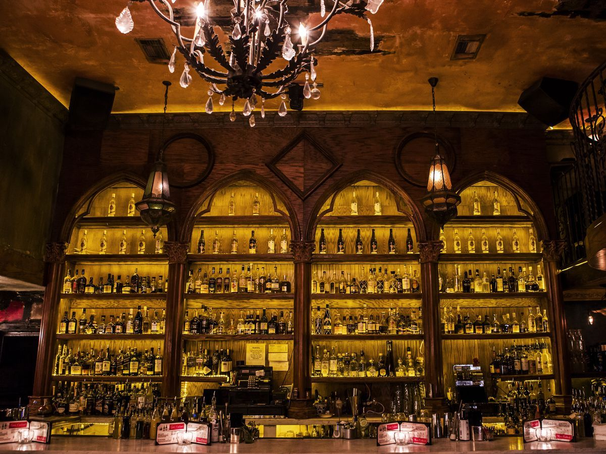 Where To Watch Live Music In La Restaurants And Bars Secret Bar Bars In Hollywood Cool Bars