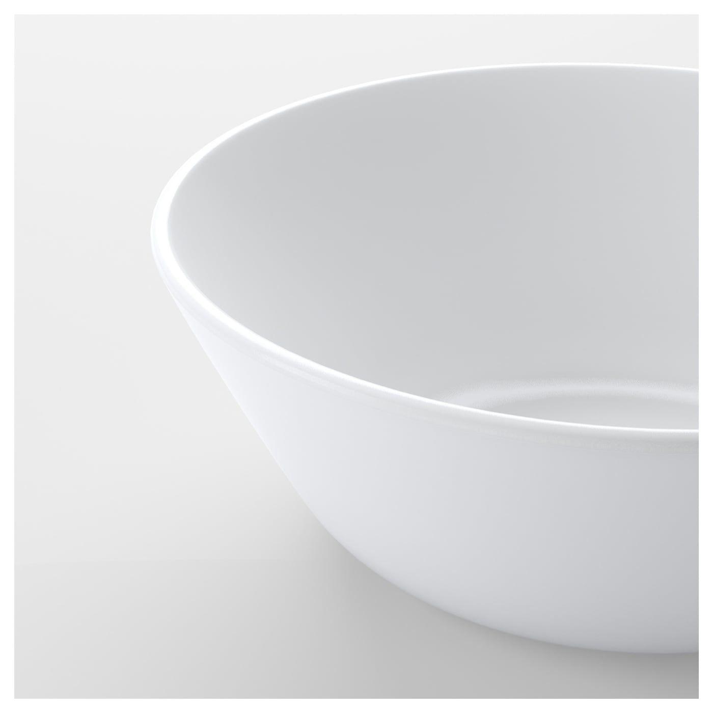 Oftast Bowl White 6 15 Cm Ikea
