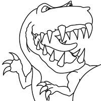 Free Dinosaur Downloads From Paul Stickland Free Coloring Pages
