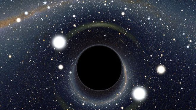 Astronomers aim to take first picture of black hole