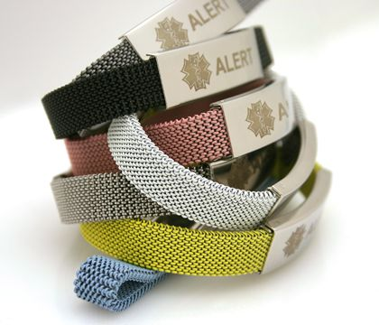 Medical Alert Bracelets Allergies Necklaces Id Jewellery Stay Safe Fall Risk Fall Prevention Home Health Aide
