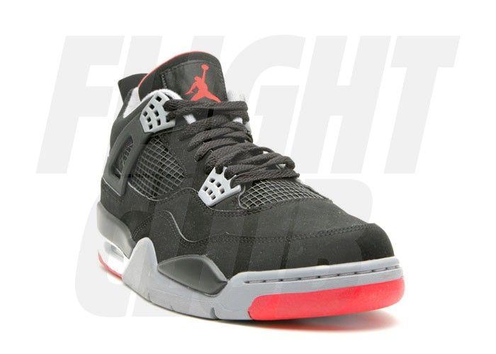 Black cement, Air jordans