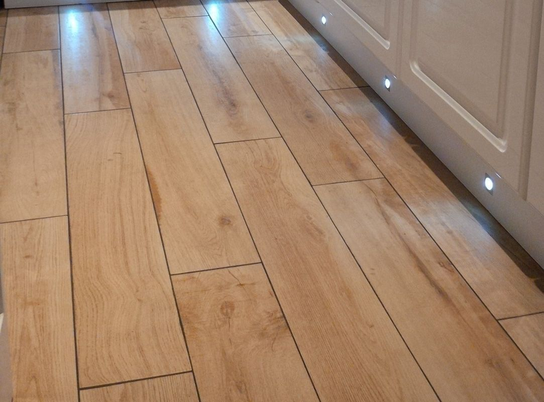 Oak Wood Effect Ceramic Floor Tiles Installing Ceramic Tile