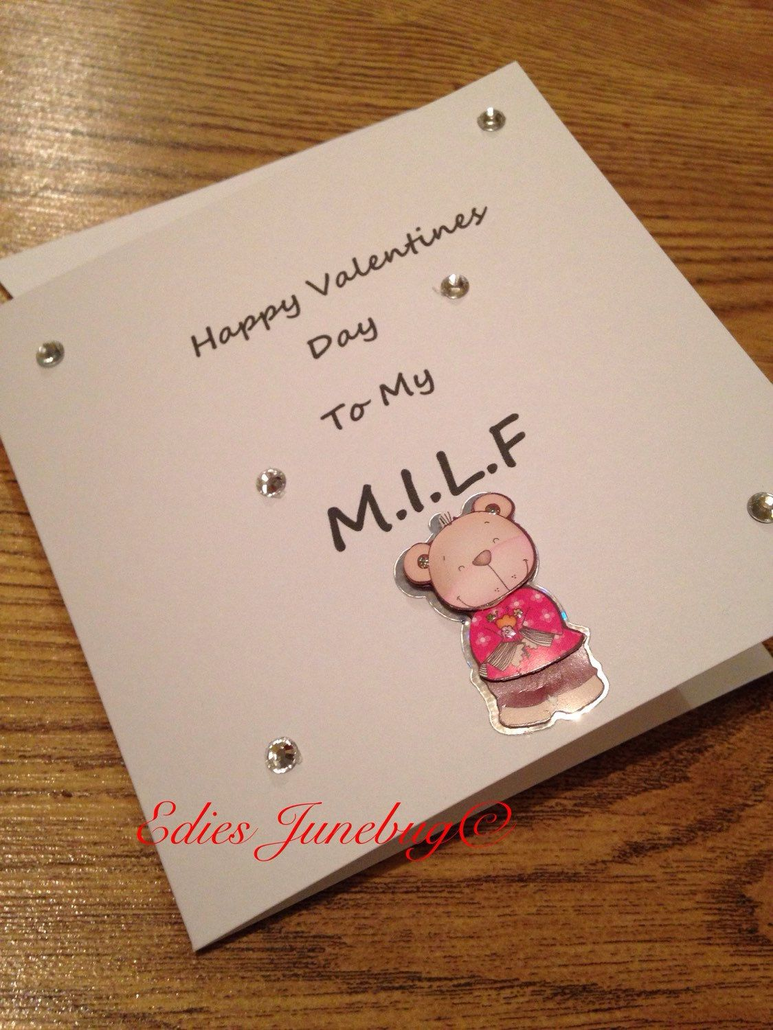 a personal favourite from my etsy shop httpswwwetsycom valentine day cardsenvelopeetsy - Etsy Valentines Day Cards
