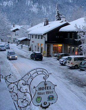 Farchant, Bavaria, Germany