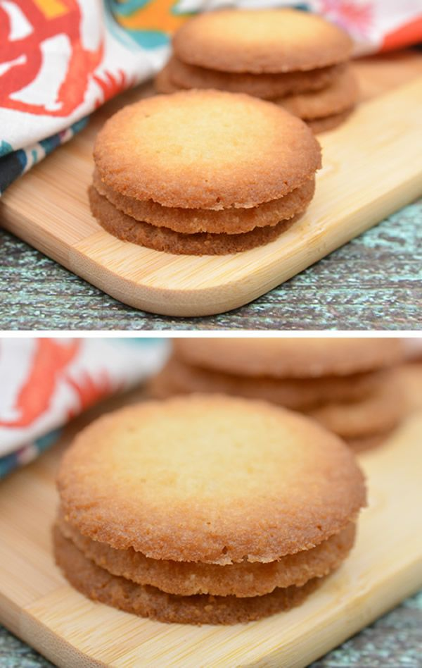 BEST Keto Cookies! Low Carb Crispy Butter Sugar Cookie Idea – Quick & Easy Ketogenic Diet Recipe – Completely Keto Friendly #ketocookierecipes