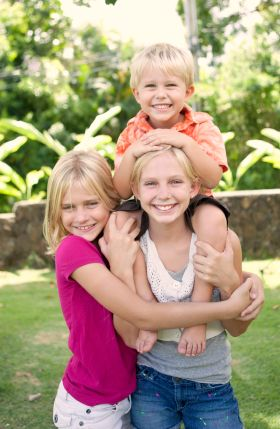 The Middle Child Syndrome #middlechildhumor
