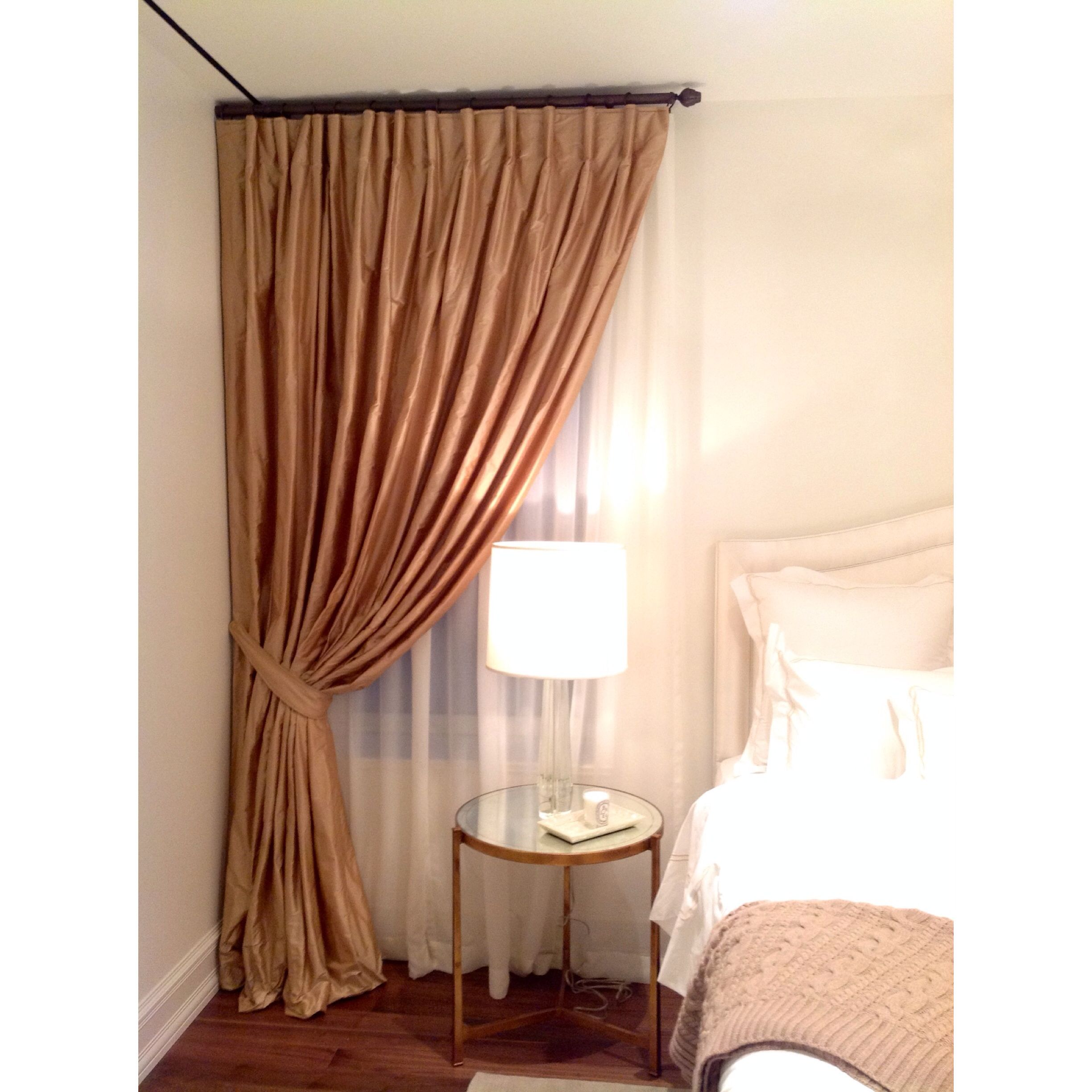 Inspirational Elegant Curtains for Bedroom