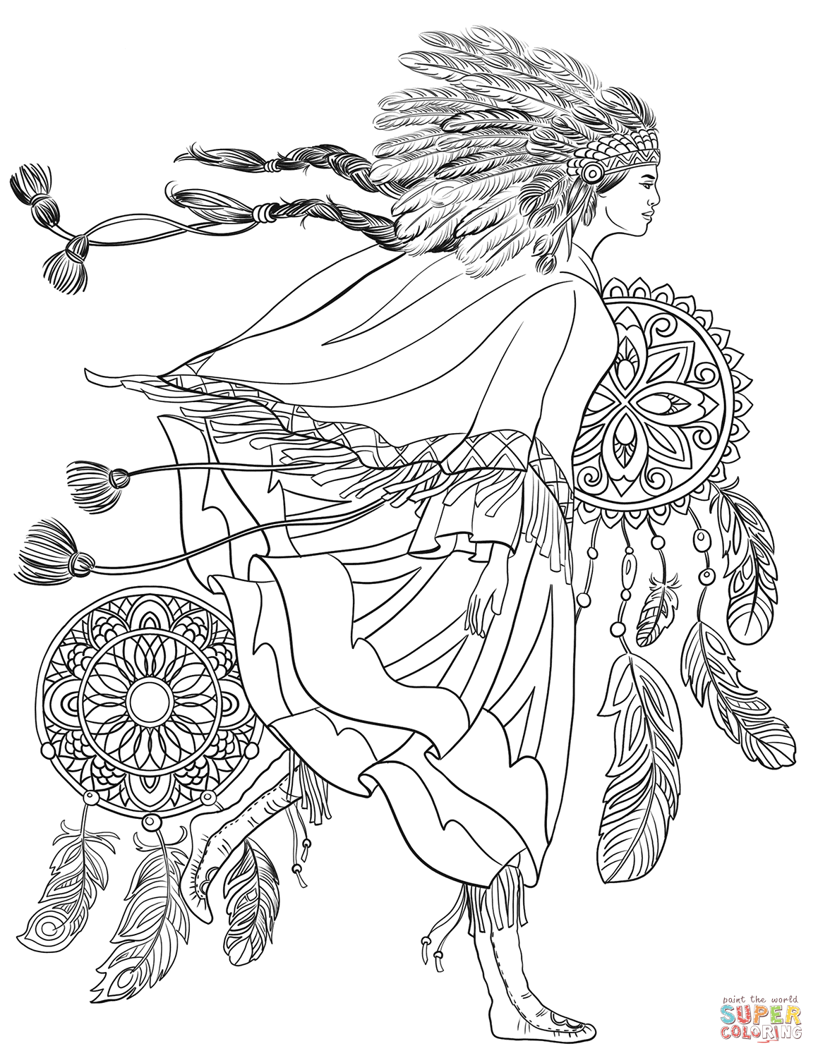 #coloring #pages #pomo #tribe #2020 Check more at https