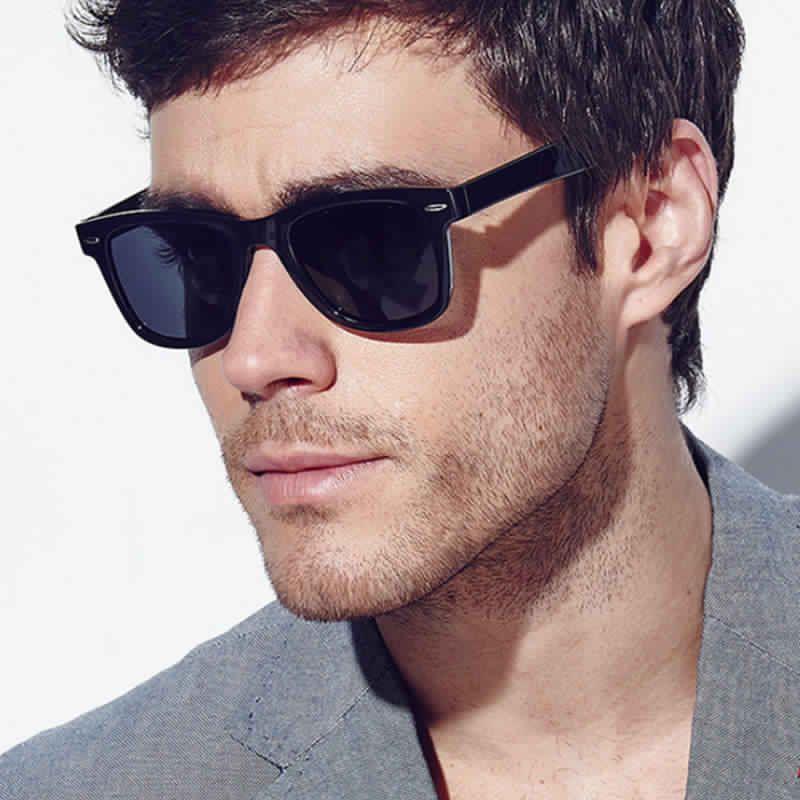 Vintage classic sunglasses men sunglasses women original brand designer   HuaXin  Sport 22c765a8533e