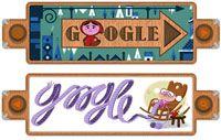 Les contes de Grimm fêtent leurs 200 ans avec un Doodle sur Google