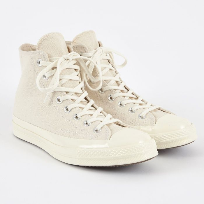 c19259dc167f Converse Chuck Taylor All Star 70 - Natural Clematis Blue Egret (Image 1)