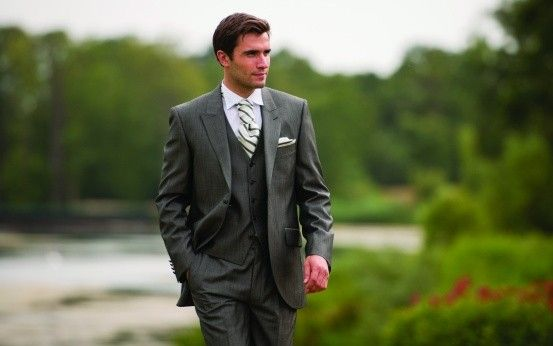 1000  images about Suits on Pinterest | Skinny ties, Groomsmen and