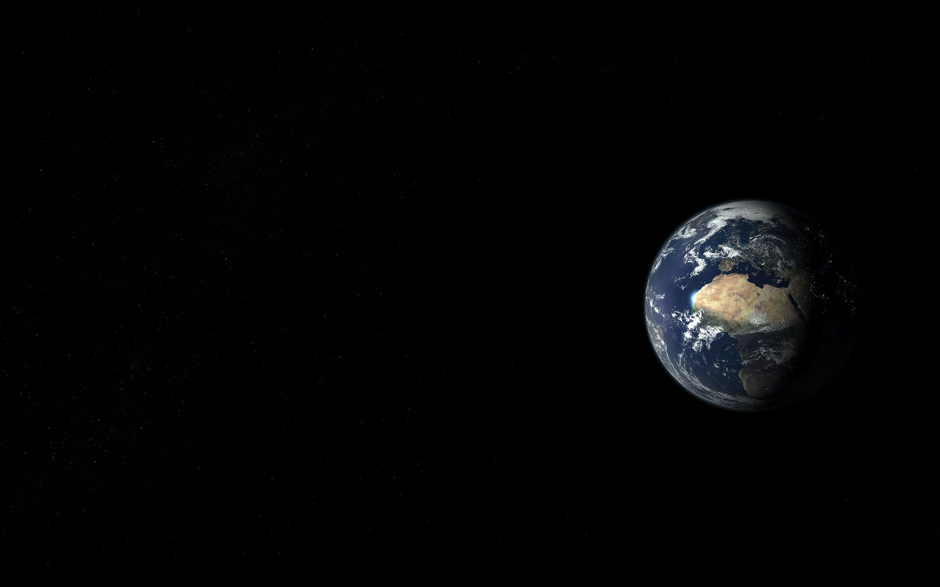 From Earth space wallpaper widescreen pictures