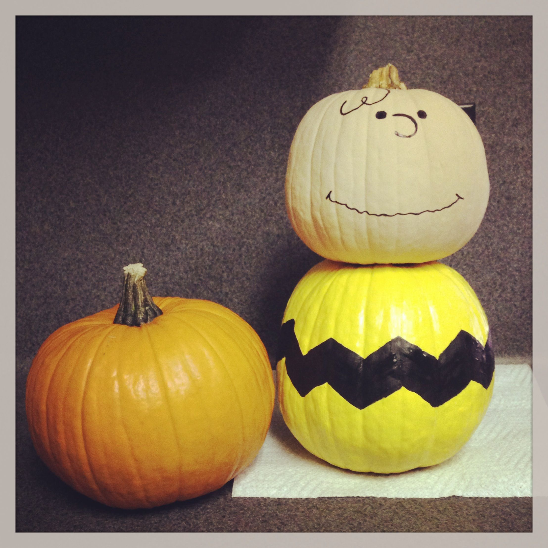 Great Pumpkin Charlie Brown Decorating Ideas