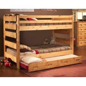 Bunkhouse Full Size Bunk Bed Ferienwohnung Wohnung