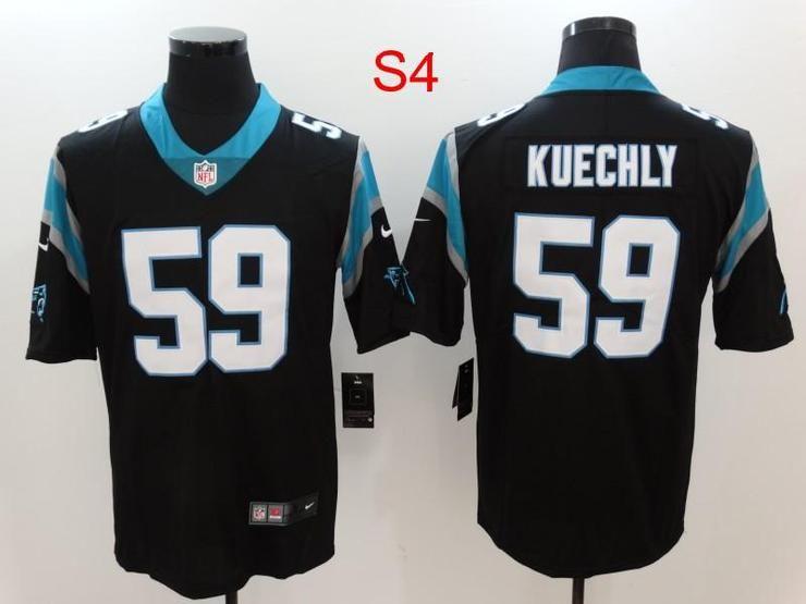 online retailer 4db83 491c1 Men 59 Luke Kuechly Jersey Football Carolina Panthers Jersey ...
