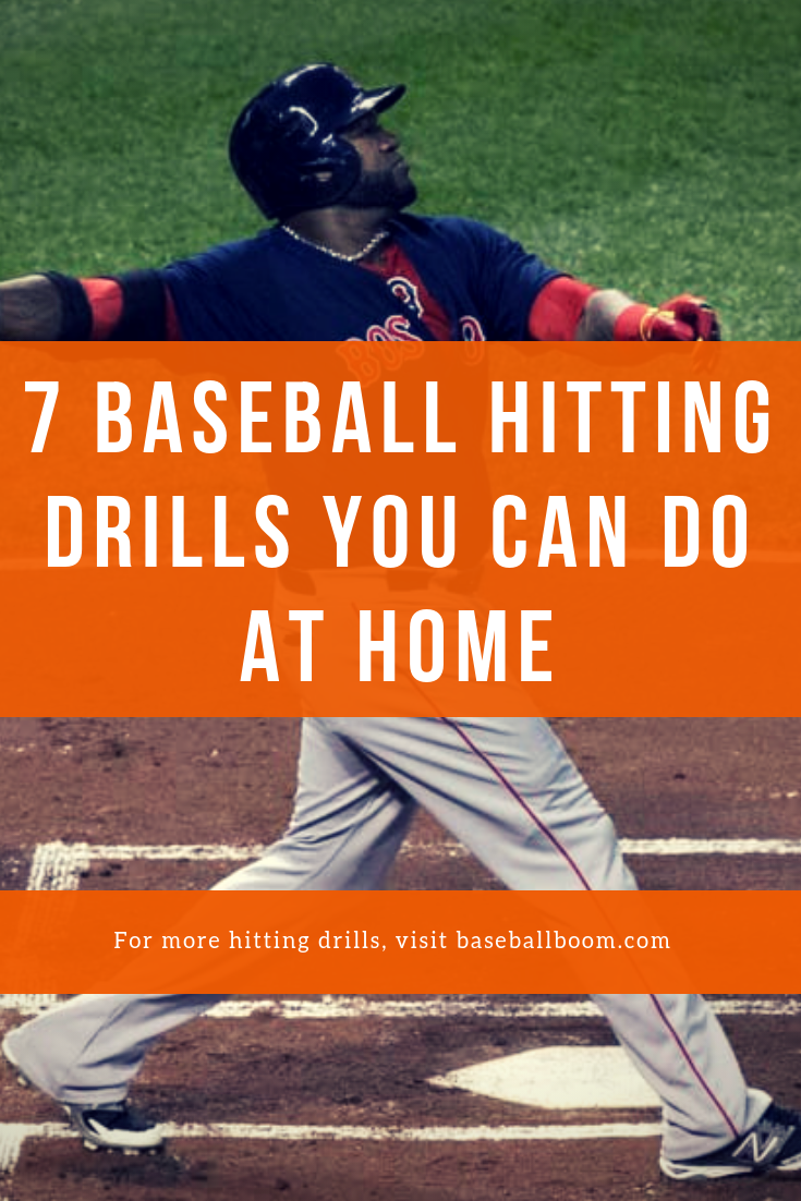 Photo of 7 Baseball Hitting Drills You Can Do at Home – Baseball Boom