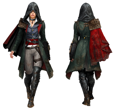 Evie Frye Assassins Creed Outfit Assassins Creed Cosplay Assassins Creed