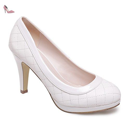 Chaussures cuir La modeuse femme Achat Vente Chaussures