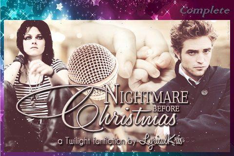 Nightmare Before Christmas By Lyricalkris Lyricalkris Complete Nightmare Before Christmas Fan Fiction Stories Nightmare Before