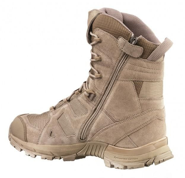 Haix Black Eagle Athletic 11 Hi Desert Military Army Boot Boots Tactical Boots Tan Boots