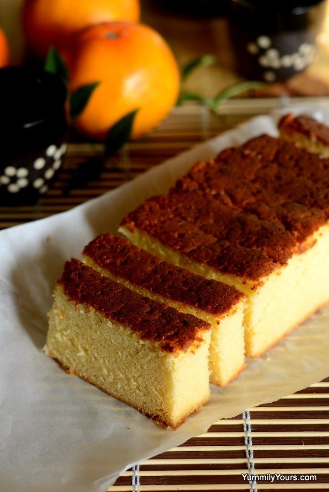 HONEY CAKE | FLUFFY SPONGE CAKE - Yummily Yours' #honeycake