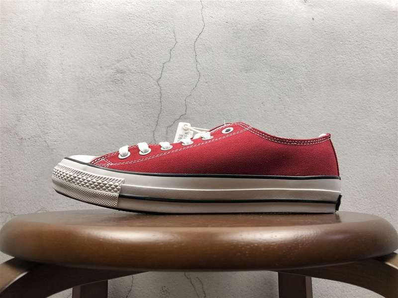 5f3f2c8bd639 Pas Cher Unisex Converse All Star Low 100 Colors OX Rose Carmine White  blanc Black Noir Youth Big Boys Shoes