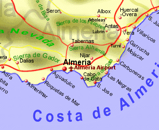 Things To Do In Almeria Holidays In Almeria Spain Almeria Spain Spain And Portugal