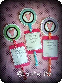 Pixie Stix Valentine