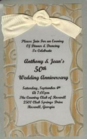 Invitation For Church Anniversary Sample Google Search