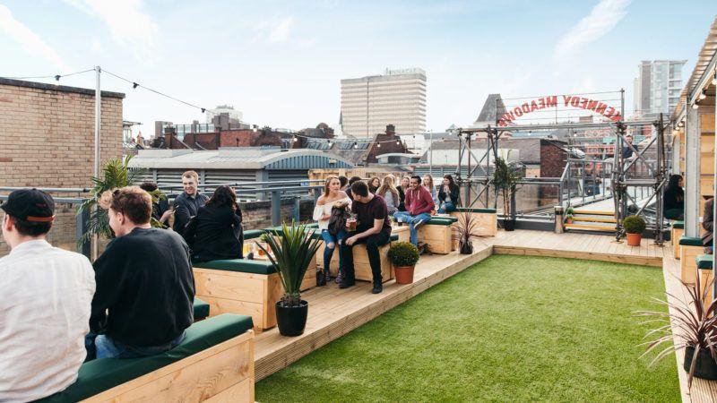 The Best Beer Gardens In Leeds Best Rooftop Bars Best Beer