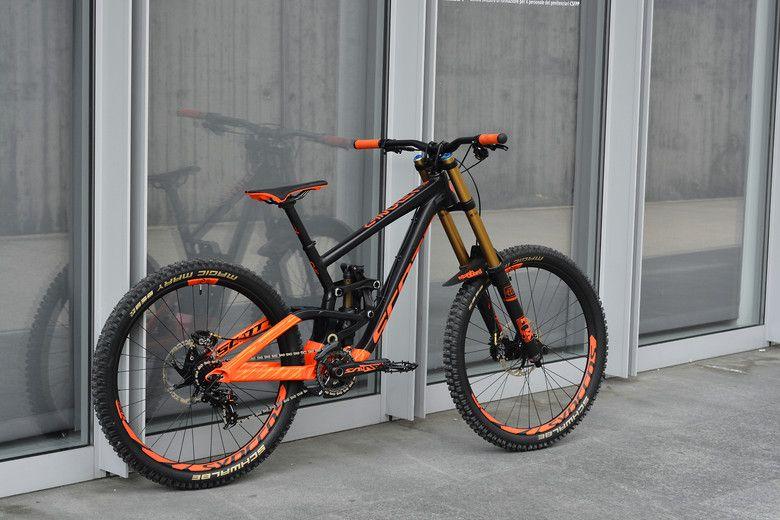 a67571945b6 Scott Gambler 710 - Eneite's Bike Check - Vital MTB | bici pure ...