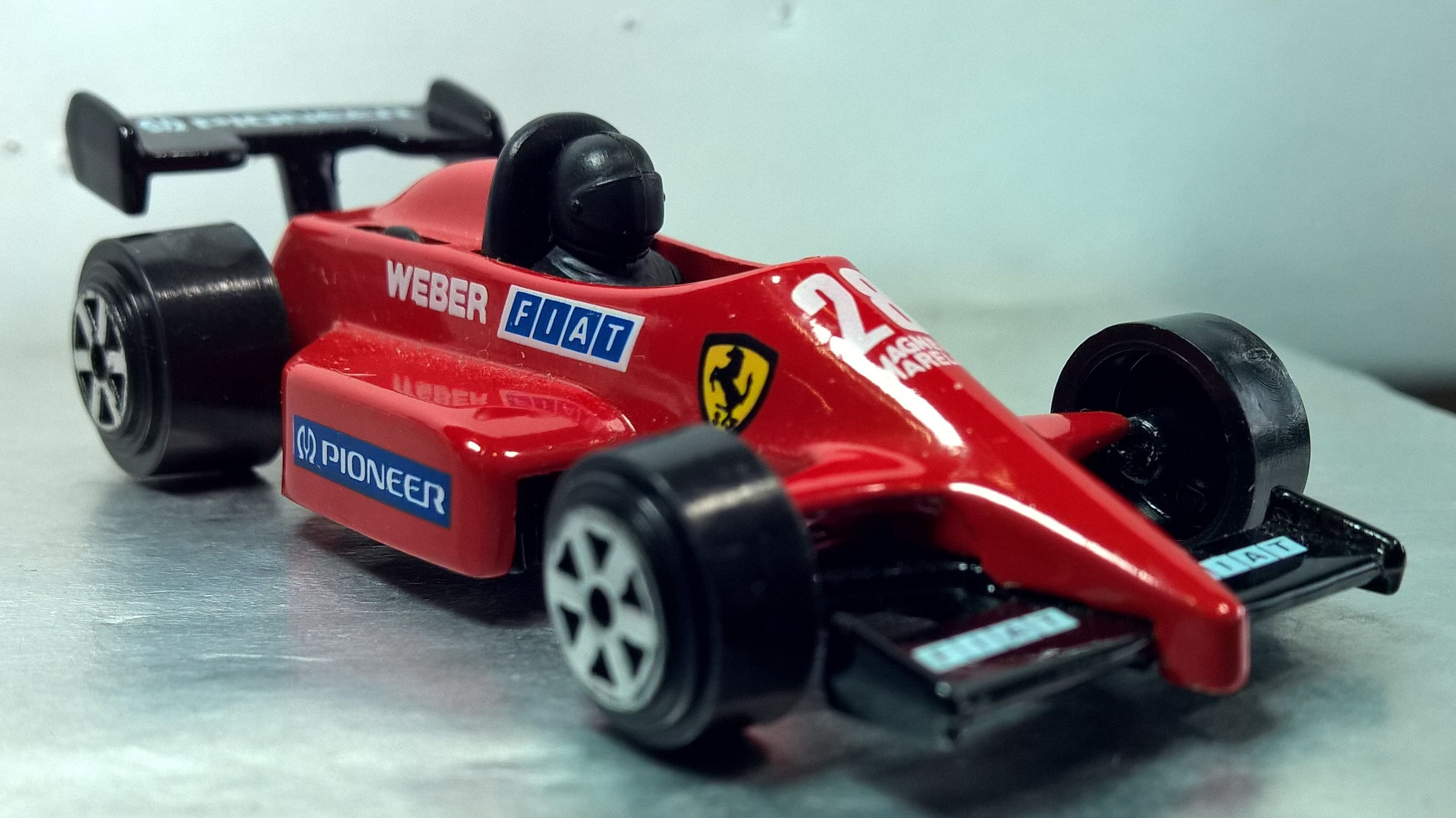 Hot wheels f1 race car autocity international only