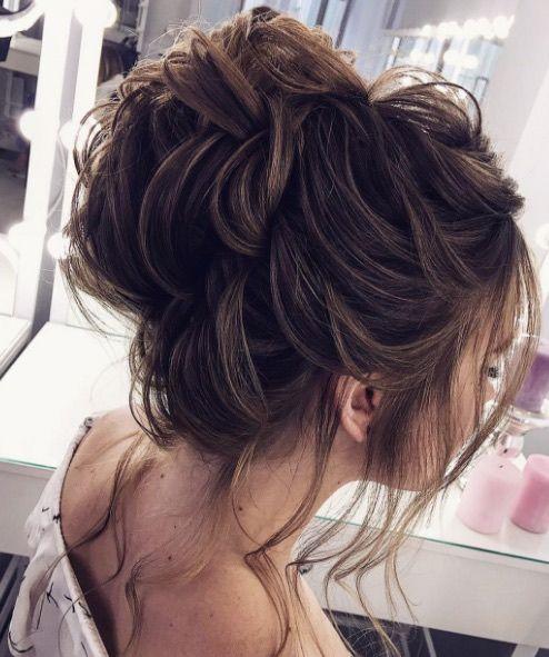 10 Lavish Wedding Hairstyles For Long Hair: Wedding Hairstyle Inspiration - Lavish.pro