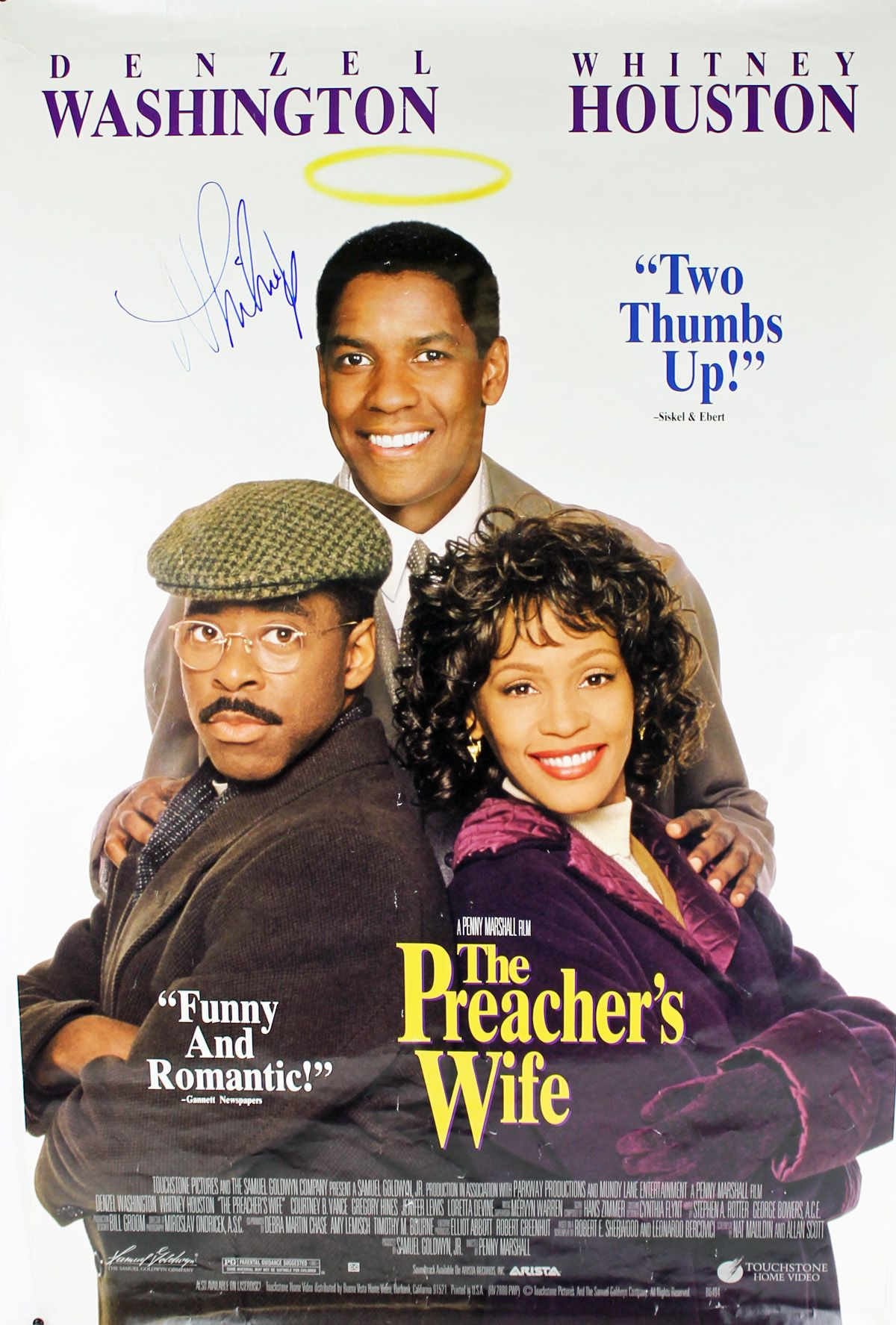 The Preacher's Wife (1996) Click Photo to Watch Full