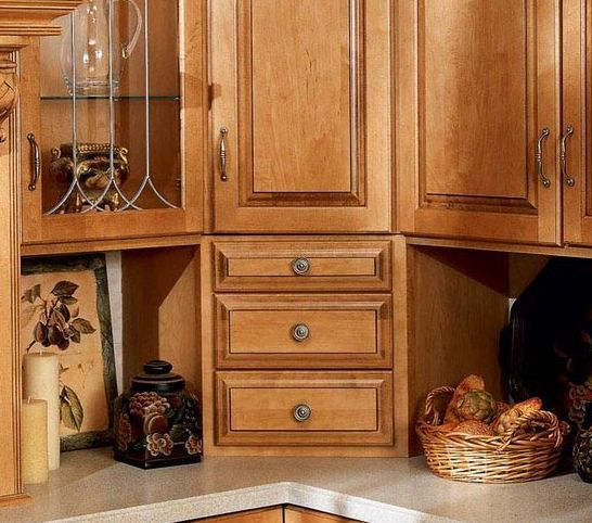 17 Best images about Kitchen : Cabinet Blind Corner Solutions on ...