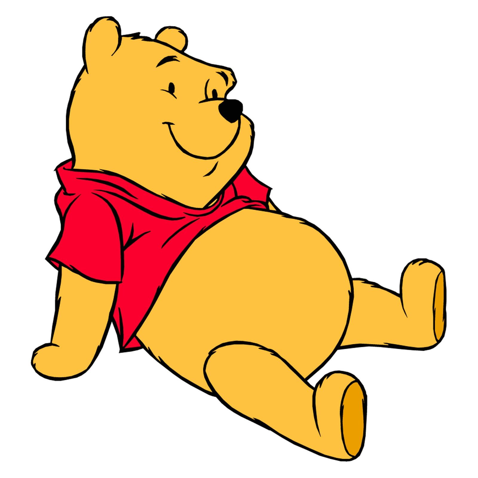 10 Mewarnai Gambar Winnie The Pooh Dengan Gambar Gambar