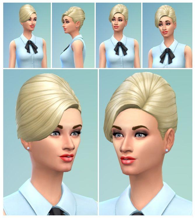 Higher Twist Hair at Birksches Sims Blog • Sims 4 Updates