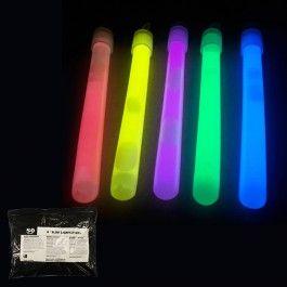 50 4 Assorted Glow Sticks