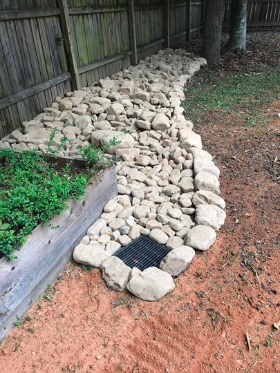 Is a French Drain the Right Solution for Your Backyard