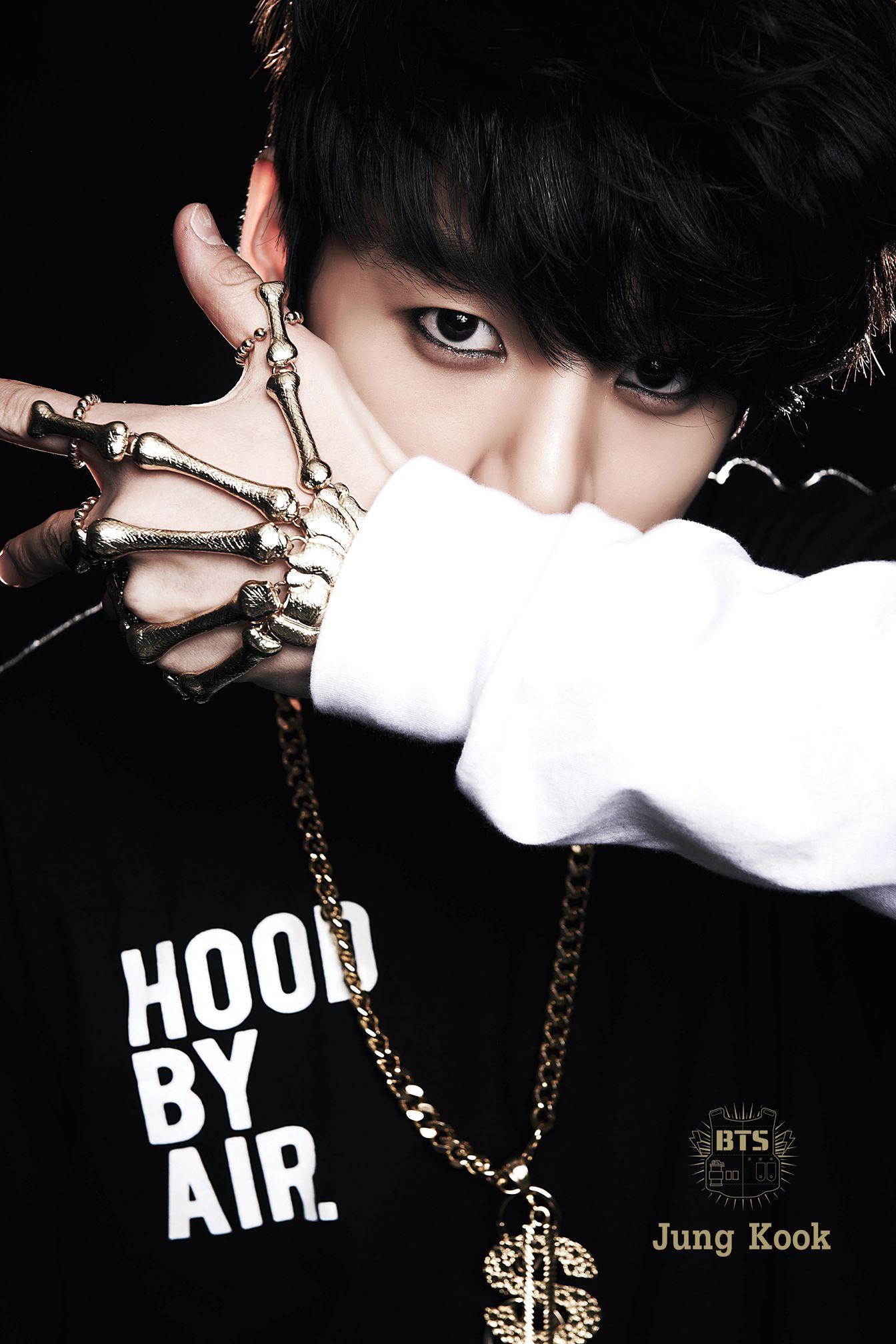 BTS Jung Kook Profile