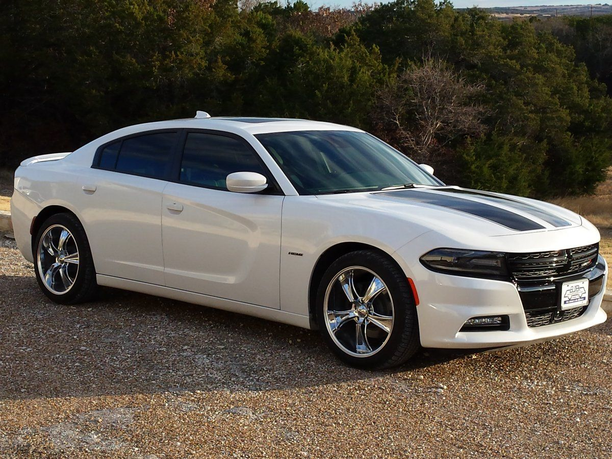 Dodge Charger With 20 American Racing Blvd Custom Wheels Hotwheels Ridewithstyle Blingmyride Ride Charger Wheels Dodge Charger Dodge Charger Sxt